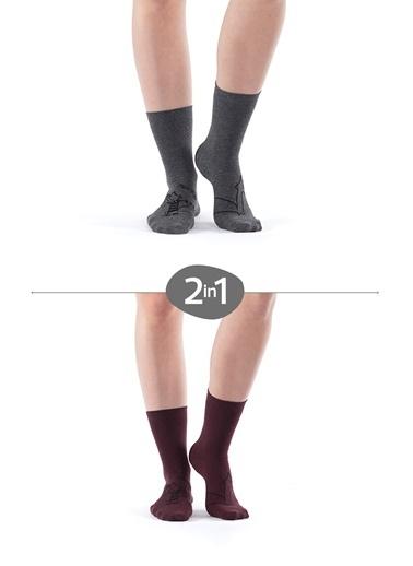 Hays Kadın Çorap Renkli